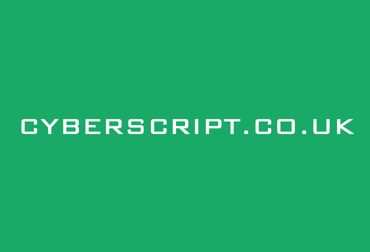 cyberscript.co.uk domain for sale
