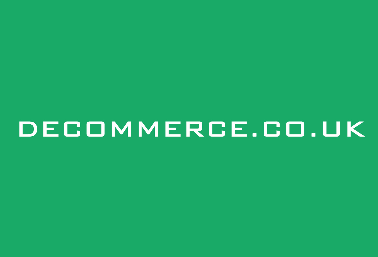decommerce.co.uk domain for sale